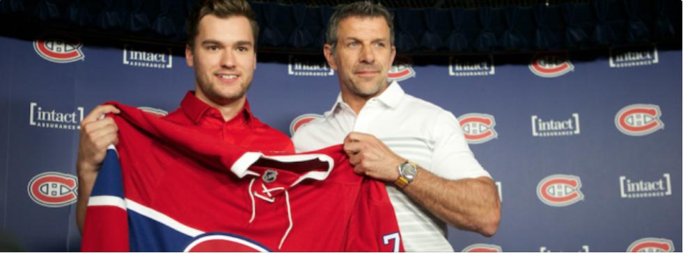Bienvenue à Montréal, Jonathan Drouin